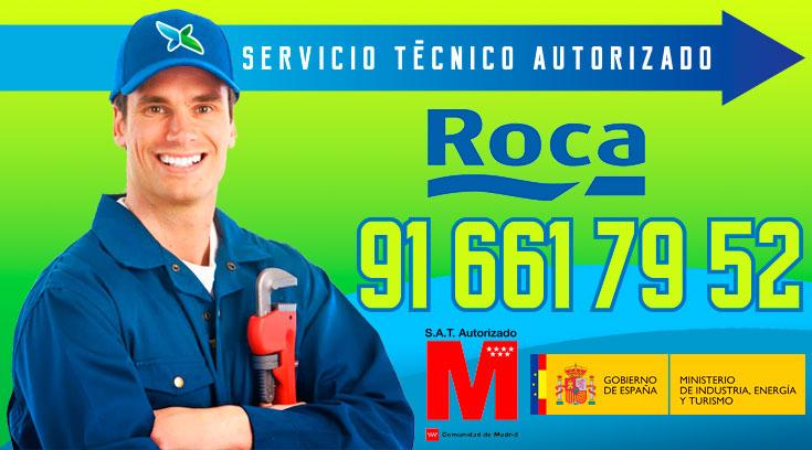 Servicio tecnico Calderas Roca Alcobendas