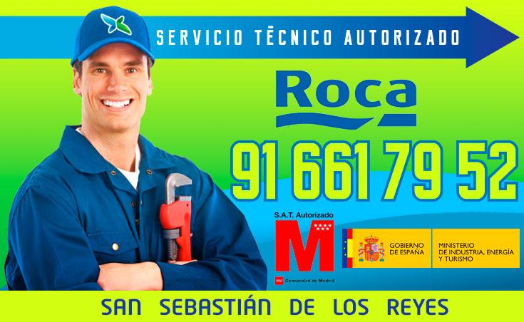 Servicio tecnico Calderas Roca San Sebastian de los Reyes
