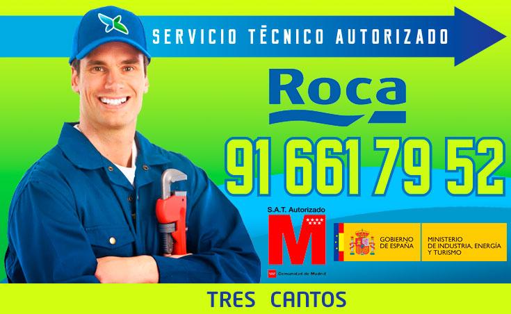 Servicio tecnico Calderas Roca Tres Cantos