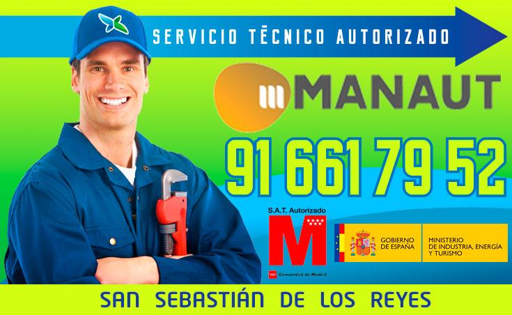 Servicio tecnico Calderas Manaut Alcobendas