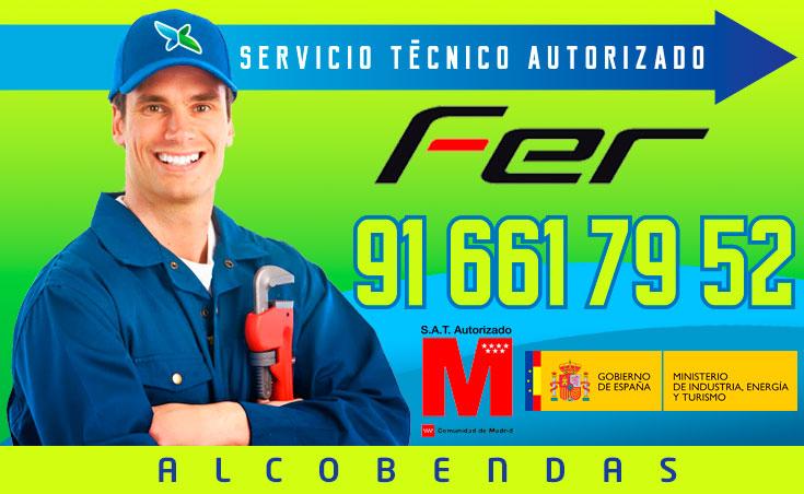 Servicio tecnico Calderas Fer Alcobendas