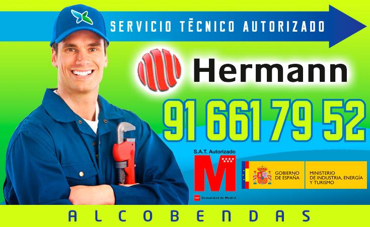 Servicio tecnico Hermann Alcobendas