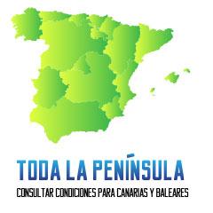 envío de piezas de repuesto calderas a toda España desde nuestro almacén en Alcobendas