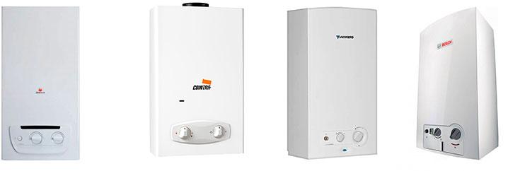 servicio técnico calentadores de gas y eléctricos en Alcobendas