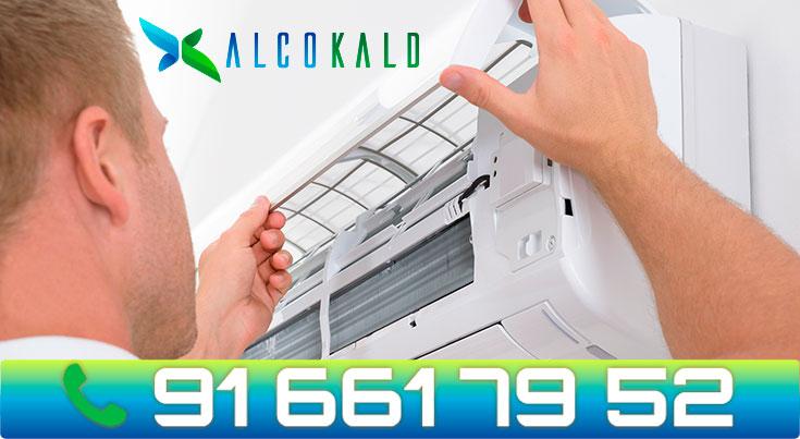servicio técnico aire acondicionado en Alcobendas
