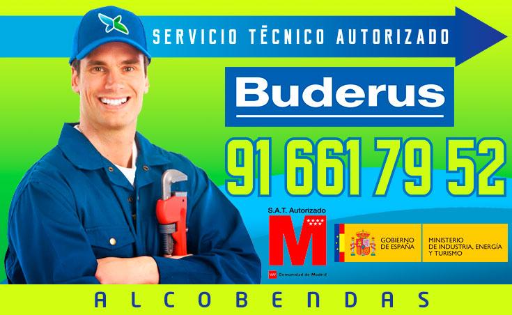 Servicio Técnico Calderas Buderus Alcobendas