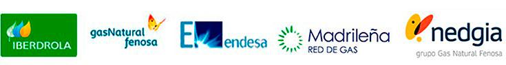 Servicio técnico autorizado compañías de gas en Alcobendas