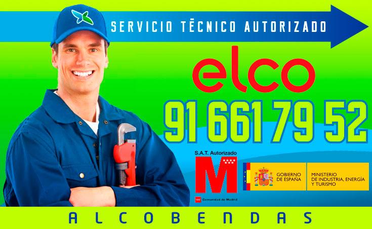 servicio técnico quemadores Elco en Alcobendas