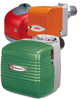 reparación de quemadores de gasoil en Tres Cantos